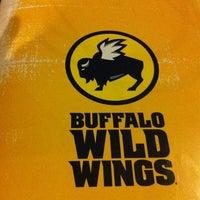 Photo taken at Buffalo Wild Wings by Carolina Z. on 3/20/2013