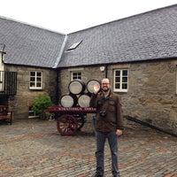 Photo taken at Strathisla Distillery by Markus G. on 8/13/2014