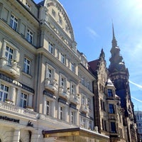 Photo taken at Hotel Fürstenhof by Christian K. on 6/6/2013