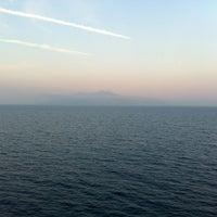 Photo taken at Scogliera di Pomonte by Antonio L. on 8/3/2012
