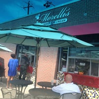 Photo taken at Morelli's Gourmet Ice Cream by Roxanne W. on 6/16/2013