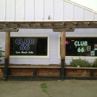 Photo taken at Club 66 by Brent M. on 7/4/2013