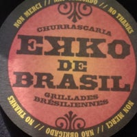 Photo taken at Ekko De Brazil by Sarah M. on 8/21/2013