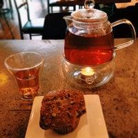 Photo taken at Miro Tea by Katharina E. on 10/10/2014
