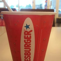 Photo taken at Hesburger - Liepāja Neste by Elina T. on 5/24/2013