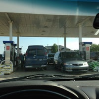 Photo taken at Meijer Gas Station by Alison S. on 8/4/2013