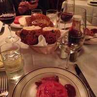 Photo taken at Wolfgang's Steakhouse by Sonoko K. on 10/8/2014