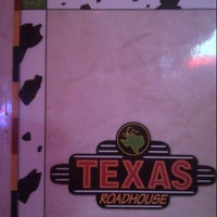Photo taken at Texas Roadhouse by Regent B. on 6/6/2013