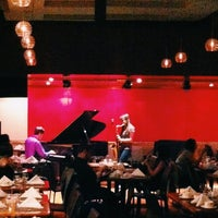 Photo taken at The Jazz Room at The Kitano by Chrissy on 8/21/2013