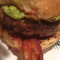 Photo taken at Ray's Hell Burger by Cait C. on 12/14/2012