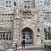 Photo taken at Holden Hall by Chris on 5/2/2013