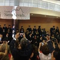 Photo taken at Escuela Sierra Nevada by Hector P. on 6/15/2013