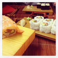 Photo taken at Wasabi Sushi by Marta M. on 5/20/2013