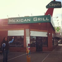 Photo taken at Chipotle Mexican Grill by christine on 12/9/2012