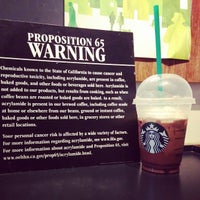 Photo taken at Starbucks by Lawrence S. on 5/3/2014