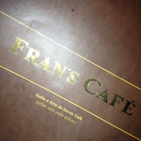 Photo taken at Fran's Café by Marcelo G. on 5/5/2013