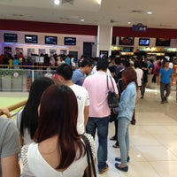 Photo taken at Golden Screen Cinemas (GSC) by Lena T. on 4/27/2013