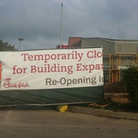 Photo taken at Chick-fil-A Missouri City by Charmeon S. on 5/22/2015