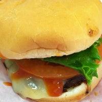 Photo taken at Burger Hut by Wendy B. on 12/23/2013