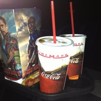 Photo taken at Cinemark by Angela B. on 4/28/2013