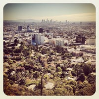 Photo taken at Runyon Canyon Park by Jennifer P. on 1/20/2013