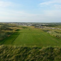 Photo taken at Ballybunion Golf Club by Nadia L. on 7/24/2014