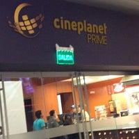 Photo taken at Cineplanet by Maricarmen P. on 6/4/2013