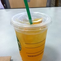 Photo taken at Starbucks by Jennie B. on 8/11/2013