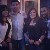 Photo taken at Puck Restaurant & Sports Bar by Ricardo B. on 11/9/2014