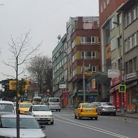 Photo taken at Halk Caddesi by Yalçın D. on 3/21/2013