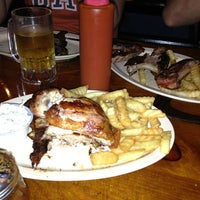 Photo taken at Shorty's BBQ by Luciano Z. on 6/6/2013