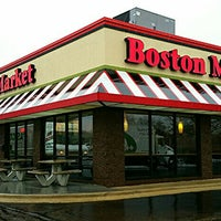 Photo taken at Boston Market by K. K. on 2/2/2016