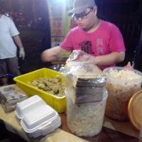 Photo taken at Pasar Malam Sri Rampai by Thuan Kian G. on 11/21/2013