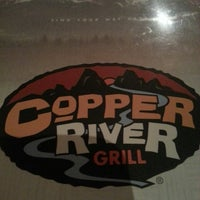 Photo taken at Copper River Grill by Tim B. on 2/12/2014