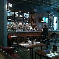 Photo taken at The Bailey Pub & Brasserie by Akshay N. on 3/23/2013