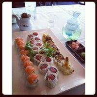 Photo taken at Sushi King by Christine on 7/18/2013