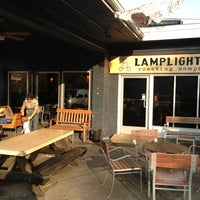 Photo taken at Lamplighter Roasting Co. by Jonathan F. on 7/27/2013