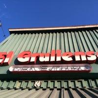 Photo taken at El Grullense Drive Thru (San Jose) by Jaymes C. on 7/22/2013