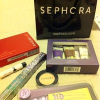 Photo taken at Sephora by Rosie B. on 8/15/2012