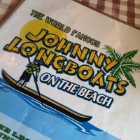 Photo taken at Johnny Longboats by Jon C. on 6/26/2013