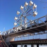 Photo taken at Ferris Wheel by Jim G. on 10/22/2014