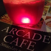 Photo taken at Arcade Café by Marius S. on 7/13/2013