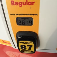 Photo taken at Shell by Calvey on 11/26/2014