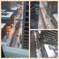 Photo taken at Red Roof Inn Chicago Downtown - Magnificent Mile by Ahmed Y. on 3/23/2014