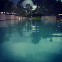 Photo taken at Kempinski Resort Seychelles by Weroni C. on 4/28/2013