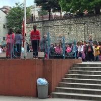 Photo taken at Mithatpaşa İlköğretim Okulu by Tuğba Ö. on 5/6/2016