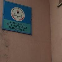 Photo taken at Mithatpaşa İlköğretim Okulu by Tuğba Ö. on 12/16/2015