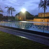 Photo taken at Arrayanes Country Club by Ingrid M. on 3/9/2014