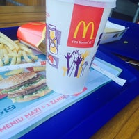 Photo taken at McDonald's by Andreea L. on 7/16/2016