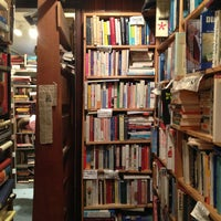 Photo taken at Capitol Hill Books by Leo F. on 6/30/2013